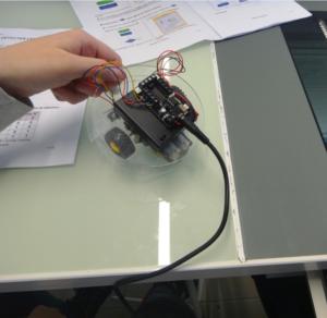 Enseignement à l'Initiative de l'Etablissement (EIE) : robotique