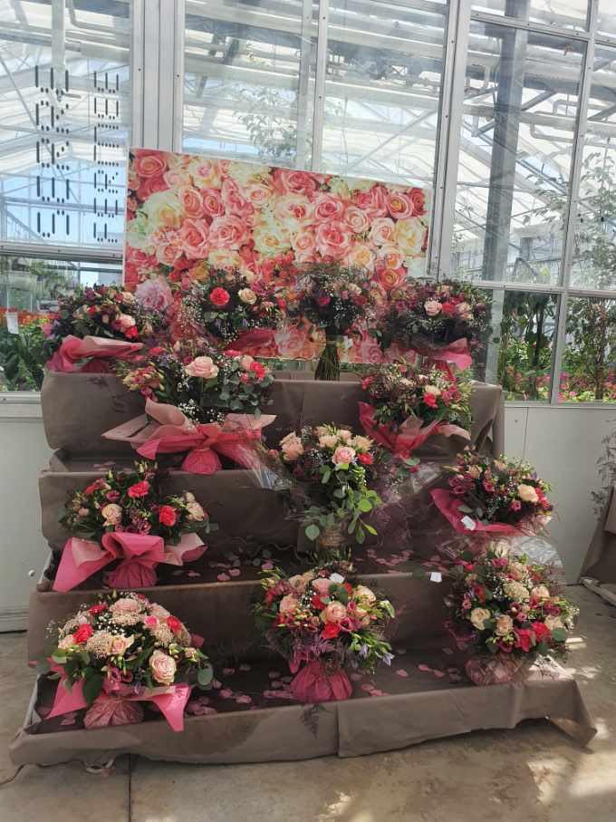 Le Trophée des fleuristes, session 2021